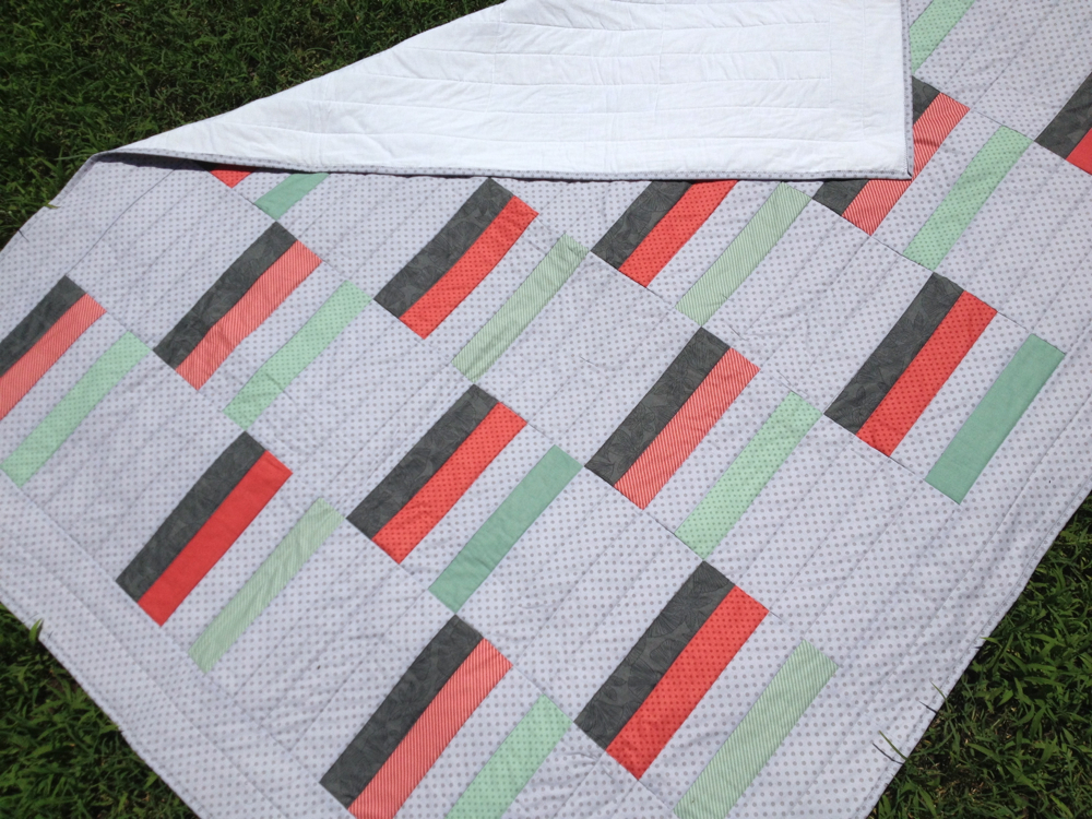 Easy Quilt Pattern Strawberry Jam The Sassy Quilter