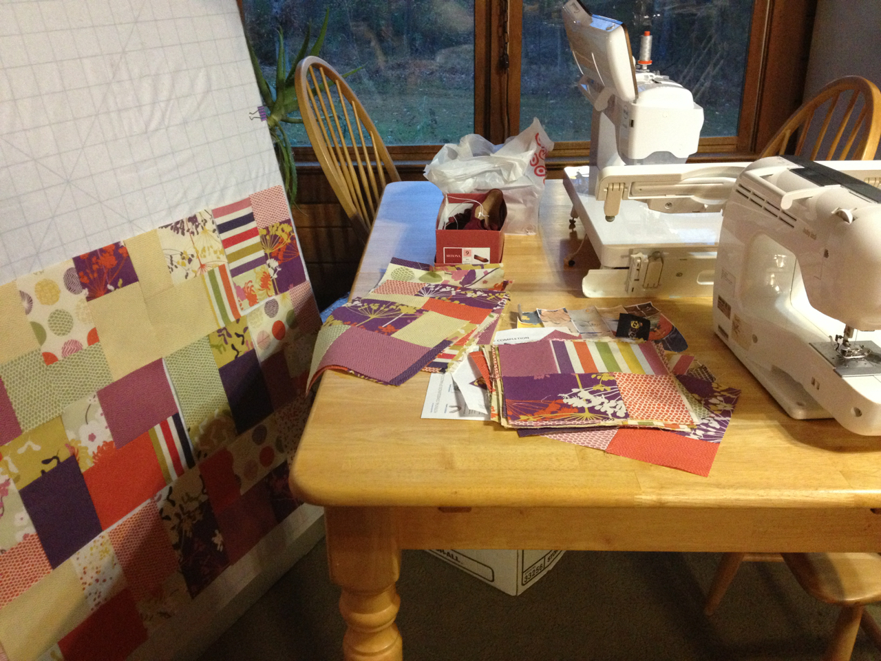 Quilting Projects - Throwback ThursdayIMG_3963