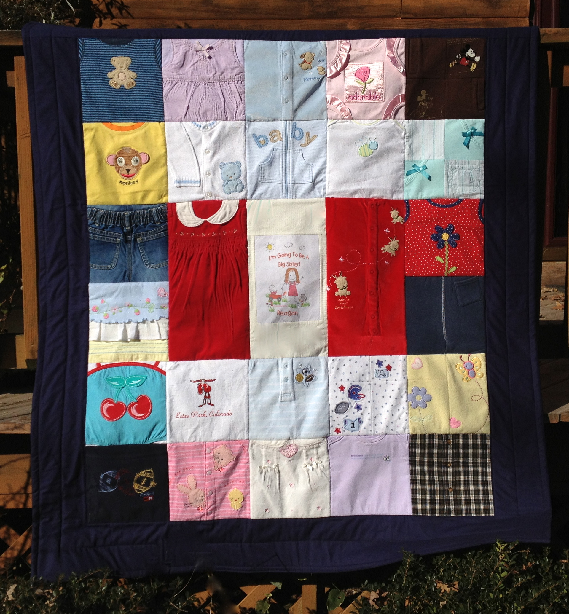 How to make memory quilts the sassy quilter solutioingenieria Images