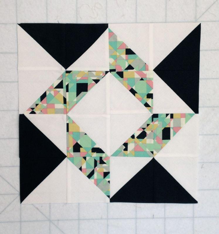 Balkan Puzzle, 2012 Craftsy BOM