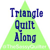 Triangle Quilt Along