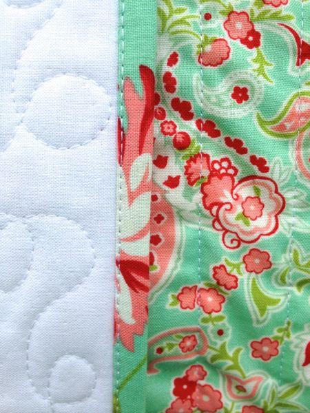 Scrumptious Quilt Binding