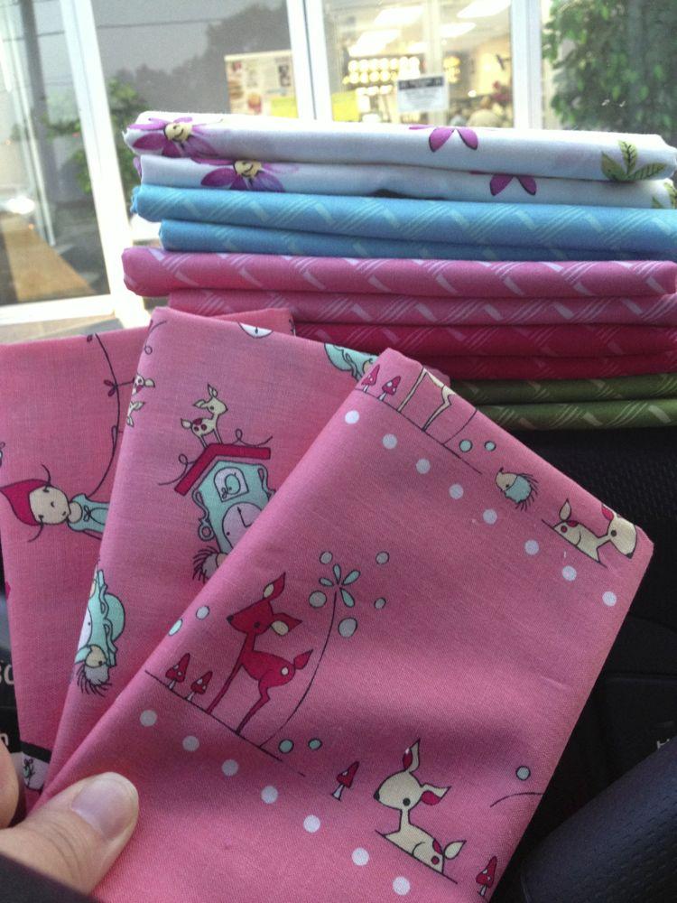Folklore Fabrics