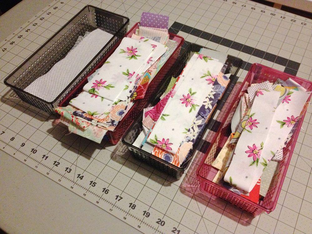 Organizing Scraps