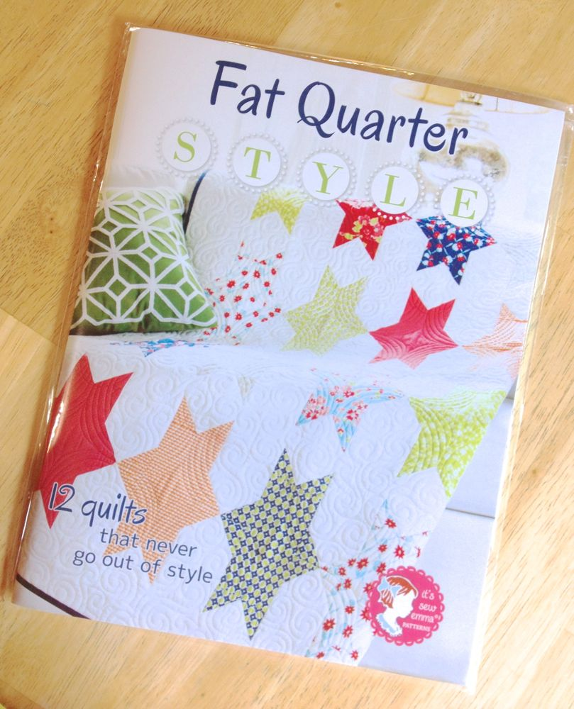fatquarterstyle book Parade of Homes: Kimberly Jolly Giveaway