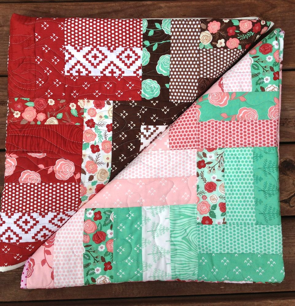 Jelly Roll Jam Ii And A Giveaway The Sassy Quilter