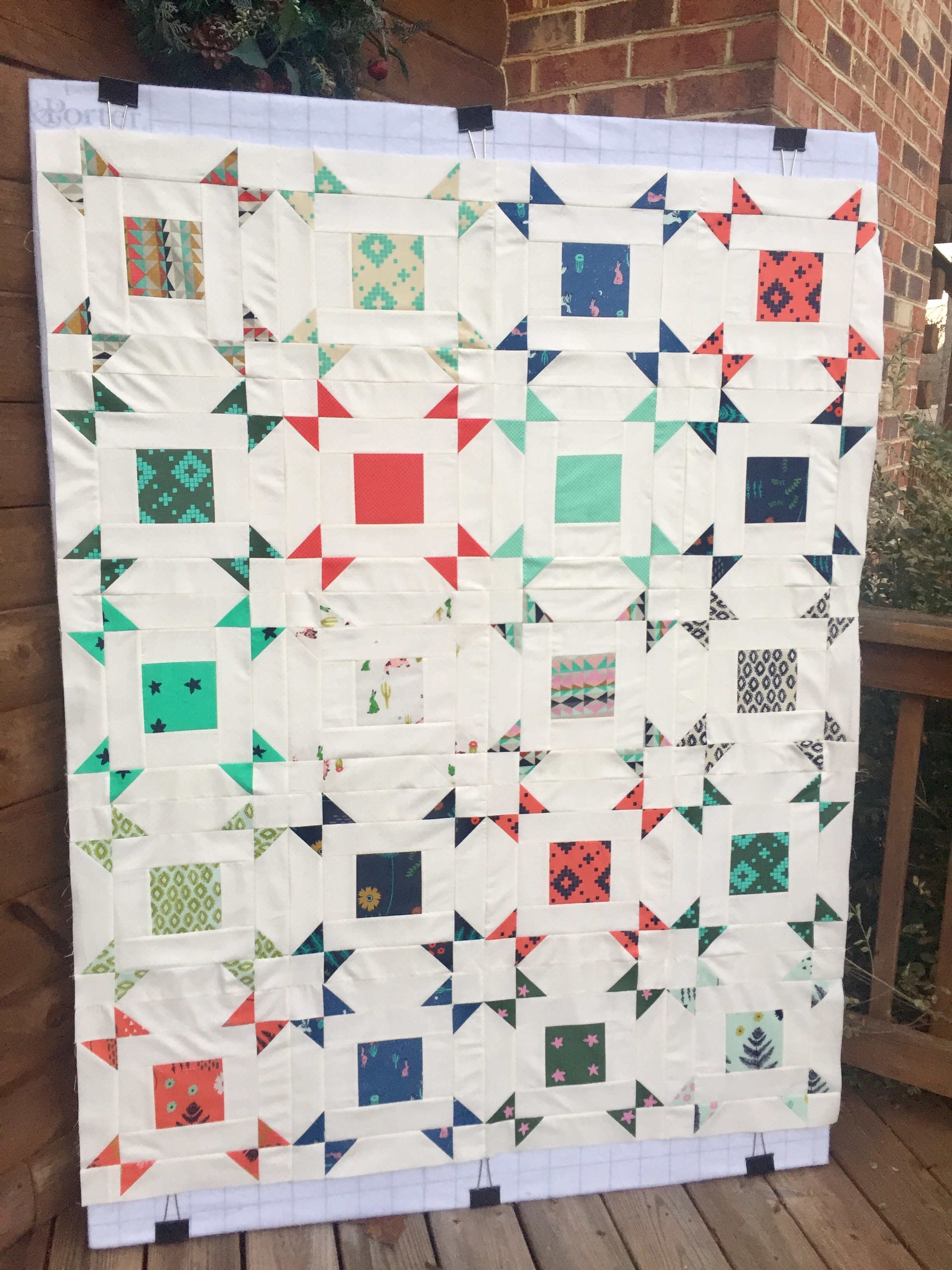 Layer Cake Pop Quilt Along and giveaway! - The Sassy Quilter
